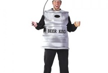 Funny Costumes / These adult costumes are funny in a party hardy way. If you're looking for a unique outfit to wear to a cook out or masquerade party this Halloween one of these might do.