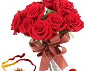 Rakhi Express Delivery / We Provide The Express Flowers Delivery Online  At An Amazing Price Free Shipping Anywhere In India