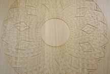 Karvsnitt / Chip carving