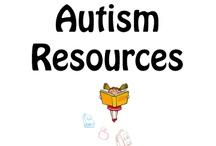 Autism (ASD) Resources