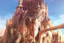 towns, village's (fantasy)