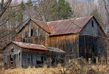 barns / by Kathy Johnson
