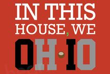 OHIO STATE BUCKEYES / by Emily Ramsiare
