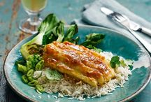 Cod recipes / Cod is such a versatile fish, and these recipes showcase it from bakes to burgers.