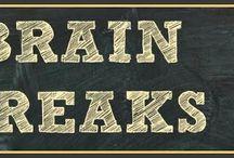 Brain Breaks / by Christian Home Educators of Ohio