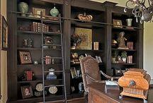 Bookcase molding