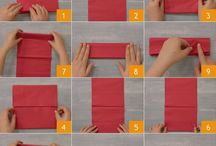 Napkins Folding