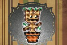 Comic Crafts & Xstitch & Pics / by Terry H