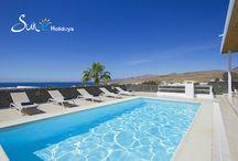 Villa Dois Mares - Puerto Calero - Lanzarote - Spain