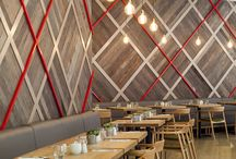 restaurant inspiration / MODE DC: restaurant design inspiration