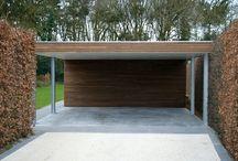 Garasje/carport