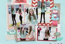 5 Photo layouts