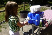 Camping ideas! / by Bethany Fackler