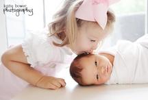 Newborn pics  / by Kendra Karlix