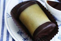Cakes and desserts / Fantastiske kageopskrifter