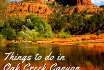 Garland's Oak Creek Lodge / Located in scenic Oak Creek Canyon in Sedona Arizona, Garland's Lodge is like no other.