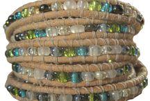 Maitri Garden Bracelets / See all the bracelets we have to offer @ www.maitrigarden.com