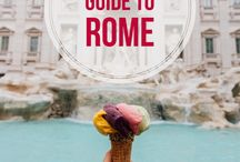 Rom rejse