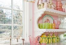 Girly Things / Everything pretty and girly.  / by Sweet Pea Vintage