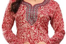 Tunics Indian style