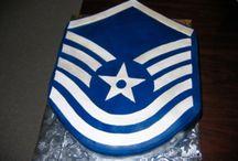 MSgt Cake