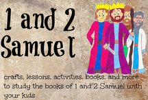 1 and 2 Samuel Bible Stories for Kids