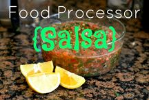 Kitchenaid food processor / by Diana Callies-Shipley