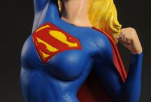 Supergirl Statue DC Direct