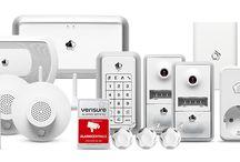 Verisure  {Huisbeveiliging} ACN / Voordelen: Een aangepast aanbod speciaal voor klanten van ACN. Verisure is de grootste speler op de Europese markt voor huisbeveiliging. Gecontroleerd alarm met Verisure-technologie: bij het afgaan van het alarm wordt door de fotodetector een reeks foto's genomen en zal er verbinding worden gemaakt met de meldkamer.
