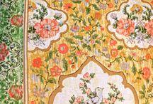 Tissus, fournitures textiles