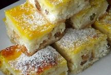 Sütemény-Lepény, pite, béles