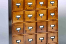 Card Catalog Love / by Whitney Lyons
