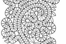 podvinek-pásková krajka