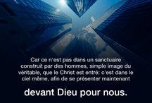 #laBible Hébreux
