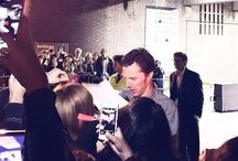Actors and Actresses / Actors and Actresses doing their thing or when we met them at the stage door.