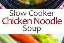 Ckicen Noodle Soup