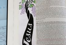 Bible Journaling - Share Your Faith