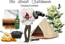 Camping Gear / What to take camping. Packing lists, camping gear, camping equipment, etc.