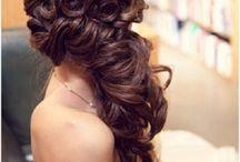 hairstyles / by Deanna Davis