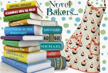 novel bakers mlw birthday! / celebrating the well loved southern author, and novel baker, michael lee west's big 6-0H birthday with a harvest of her liftetime, 10, and counting, fabulously funny novels!