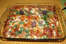 lasanje,cannelloni i špageti