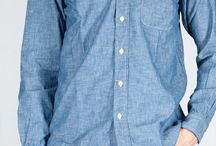 Blue Button Shop - BD Shirt - Chambray - ORS40NSHTMVER102569