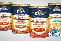 Rosella Products / All of Rosella's sauces and soups are now made from only the best quality Australian grown ingredients. Because we all know nothing tastes as good as home grown.