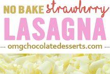 Desert recipes