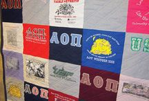 Tshirt quilt / by Donna Benoot