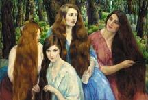 Art/Paintings-People Genre / by Mary Anne Wallman