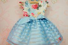 vestidos para costurar