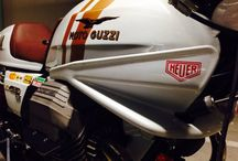 Leman111 / A place for Moto guzzi and cafe racers reside