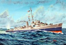 WWII / In Honor of my Father & his Naval Service in WWII / by Daniel Robinson