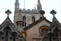 London, Southwark & Bermondsey / Exploring South London with Bradshaw's Hand Book to London